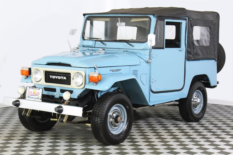 1982 Toyota FJ40 For Sale