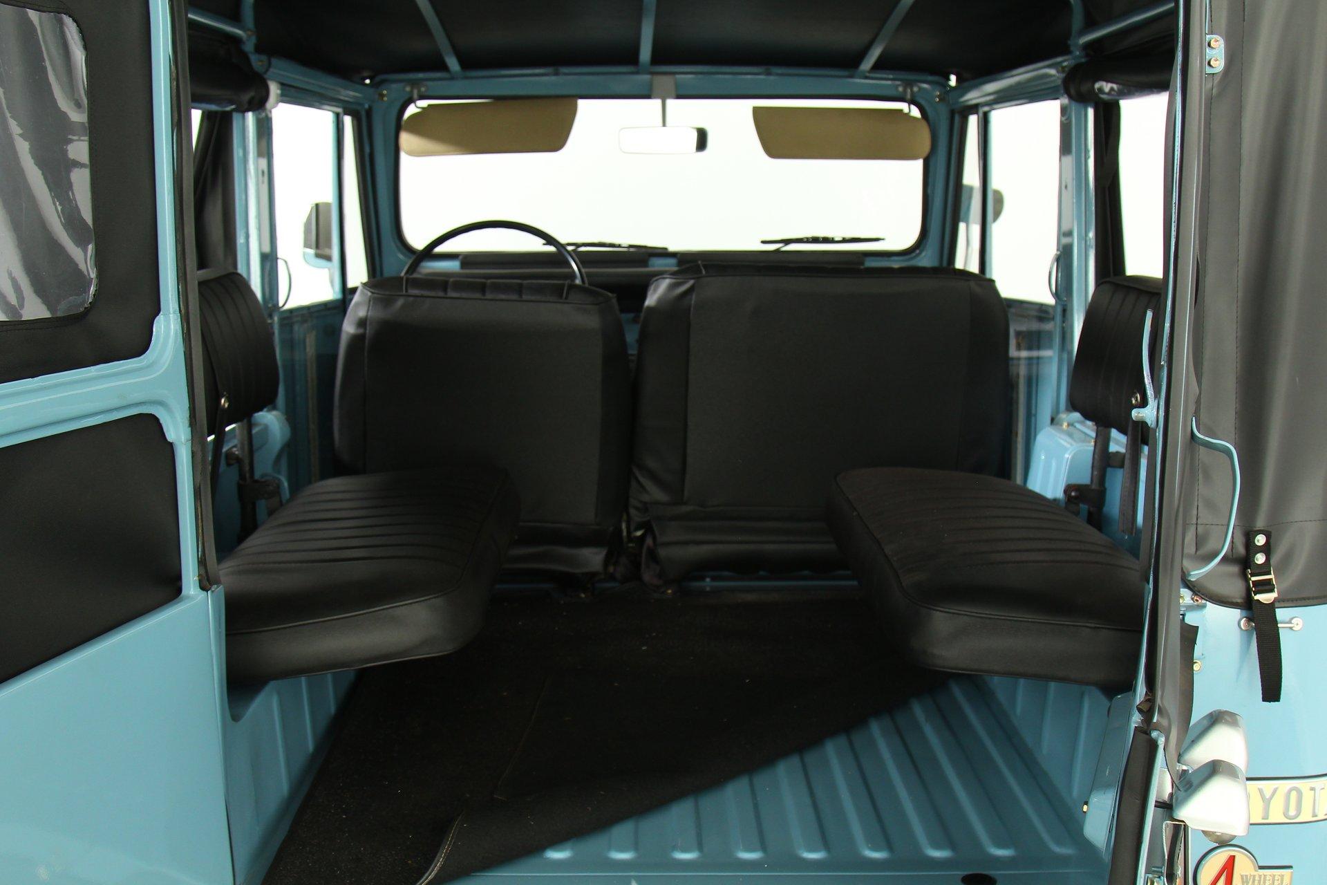 1982 Toyota FJ40