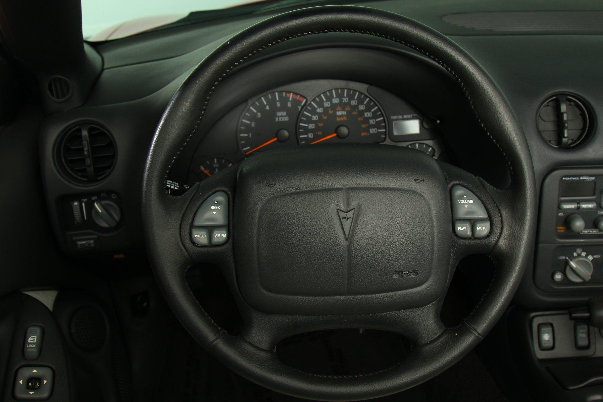 1999 Pontiac Firebird