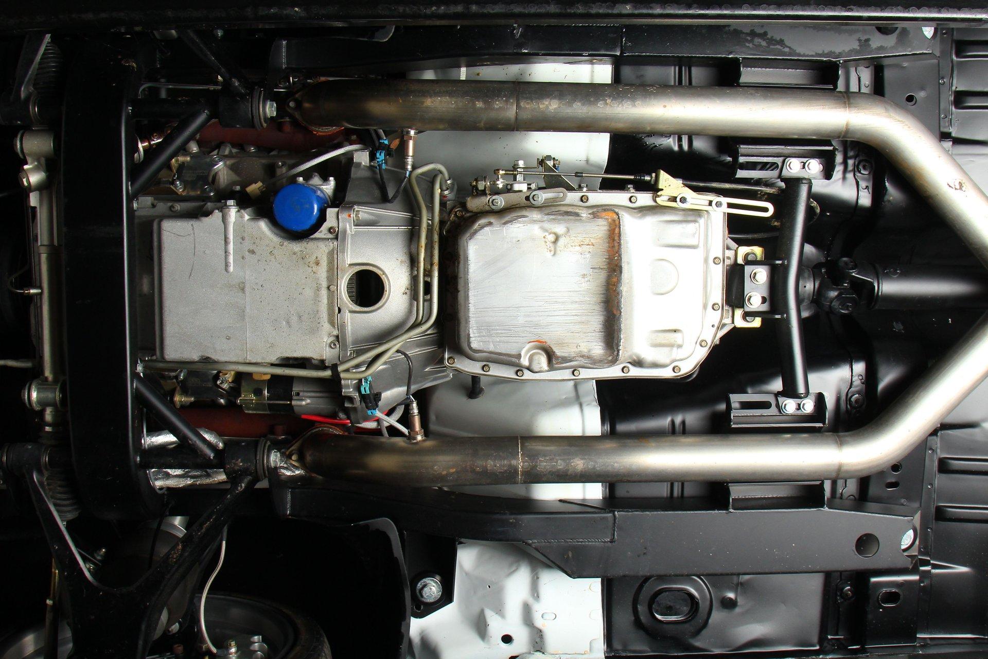 1970 Chevrolet CamaroScramjet
