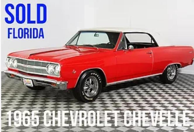 1965 _Chevrolet_ChevelleSS