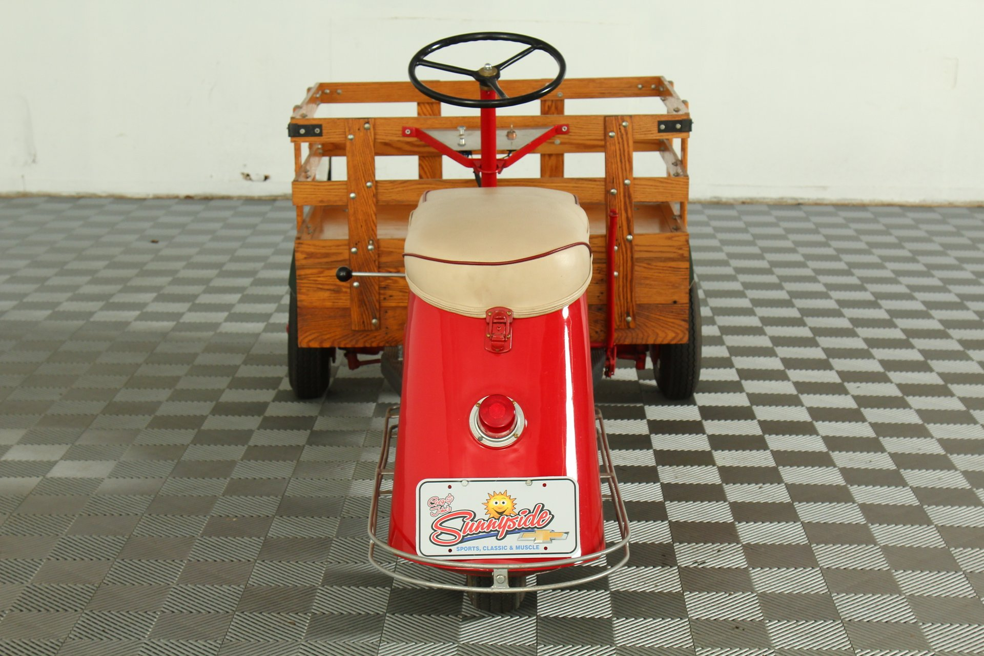 1960 Cushman Scooter