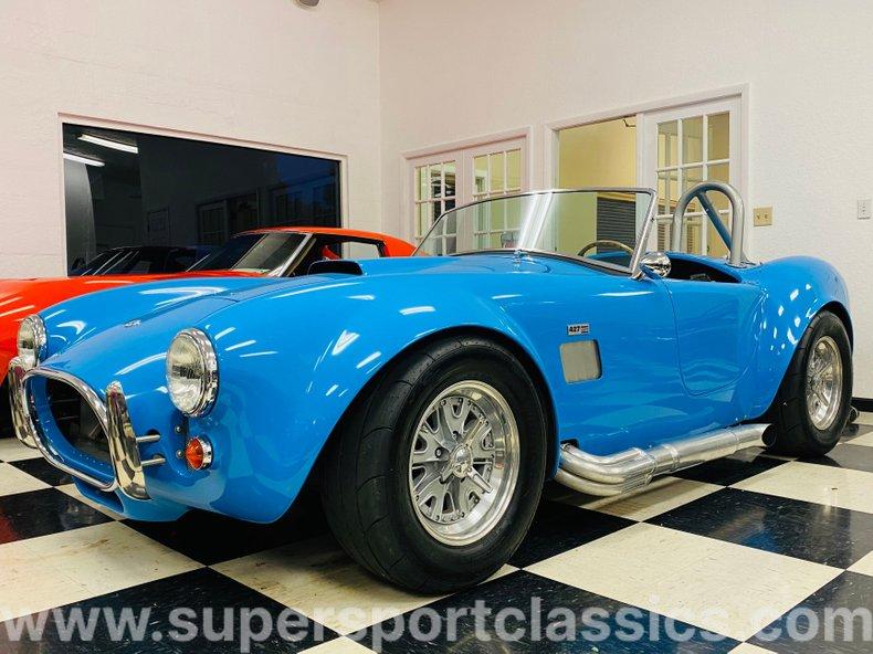 1965 ASVE Cobra