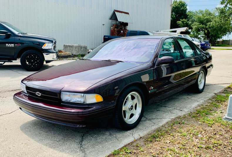 1996 Chevrolet Impala For Sale