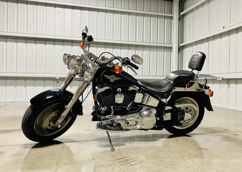 1995 Harley Davidson Fat Boy
