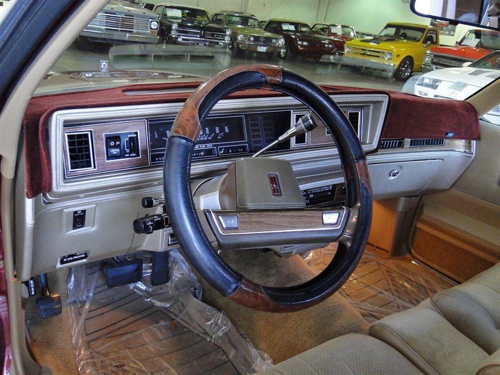 1987 Oldsmobile Cutlass Supreme