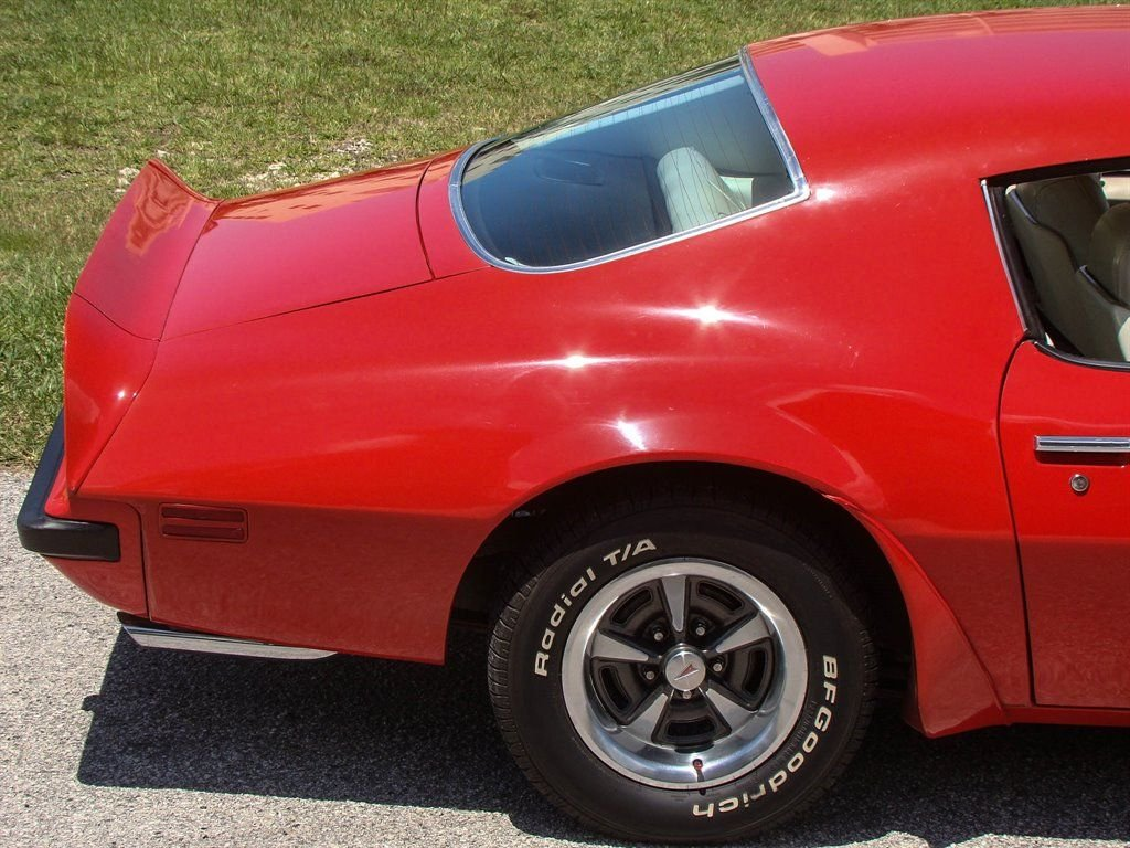 1974 Pontiac Trans AM Super Duty