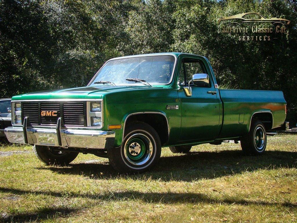 1986 gmc 1500 sierra