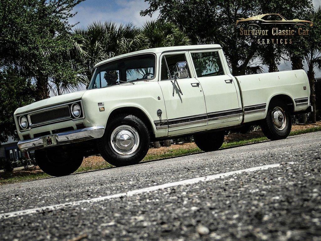 1971 ih 1210 custom travelette