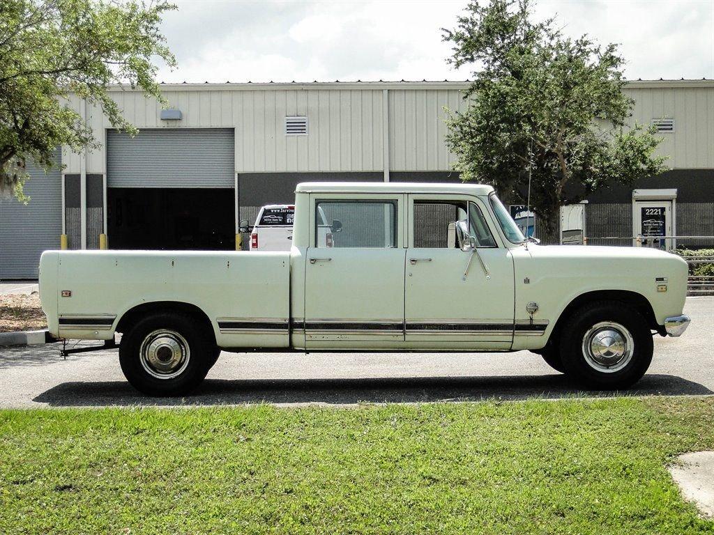 1971 IH 1210 Custom
