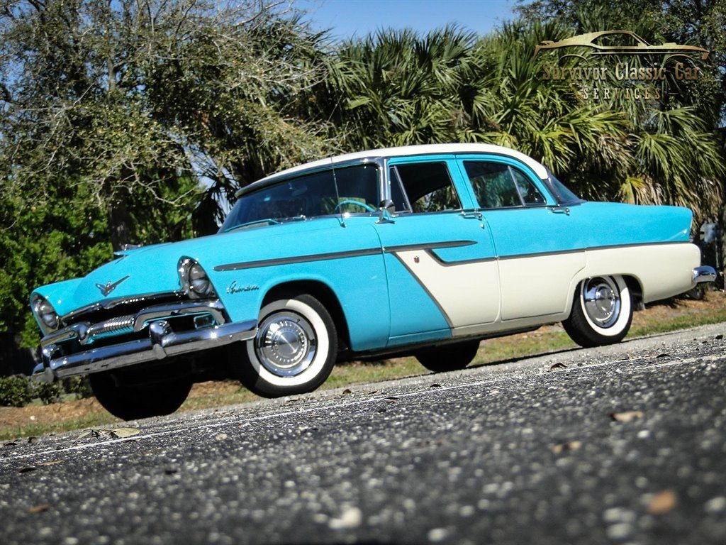 1955 plymouth belvedere sedan