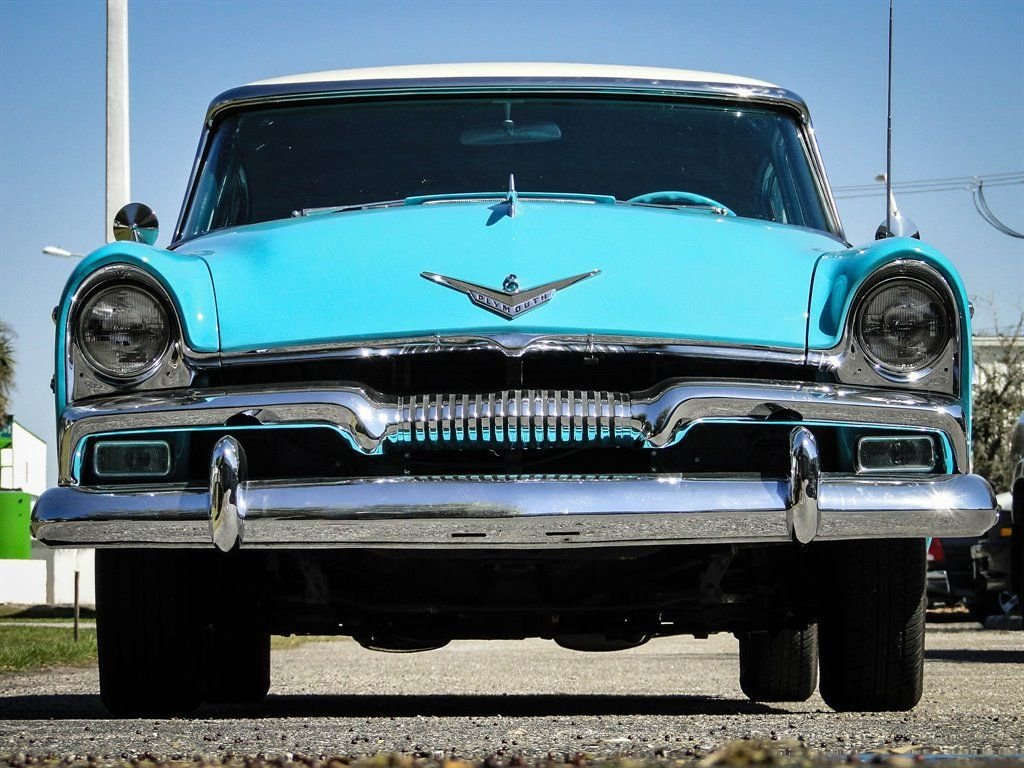 1955 Plymouth Belvedere