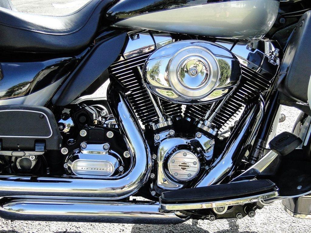 2013 Harley Davidson Electra Glide Ultra
