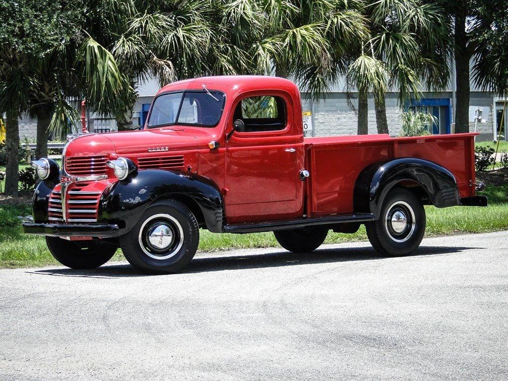1942 dodge wd 15 truck