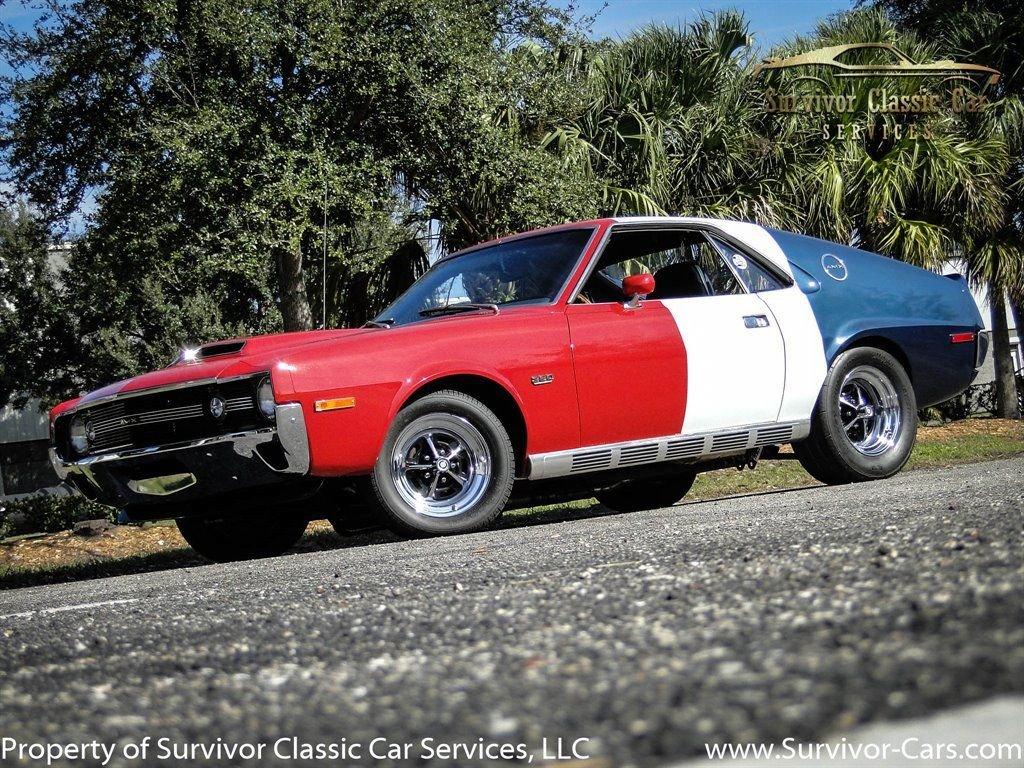 1970 amc amx coupe