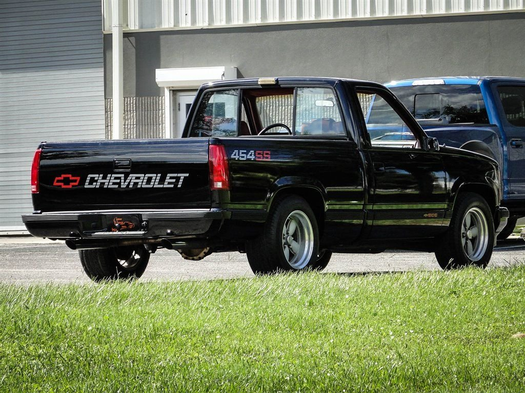 1990 Chevrolet C/K1500