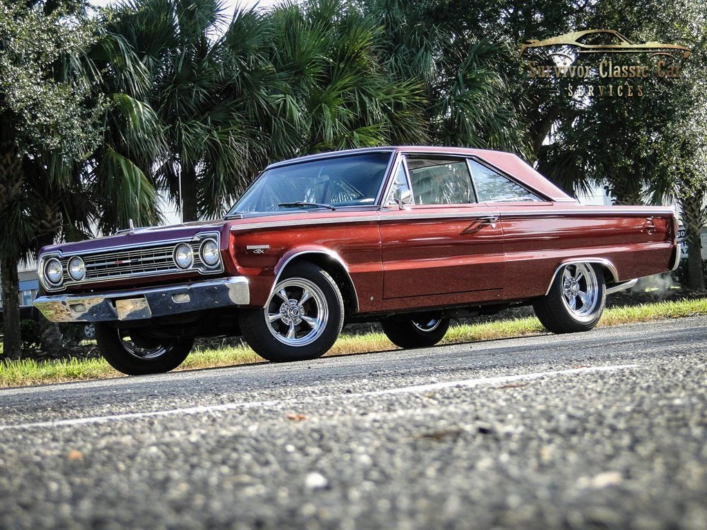 1967 plymouth belvedere gtx tribute