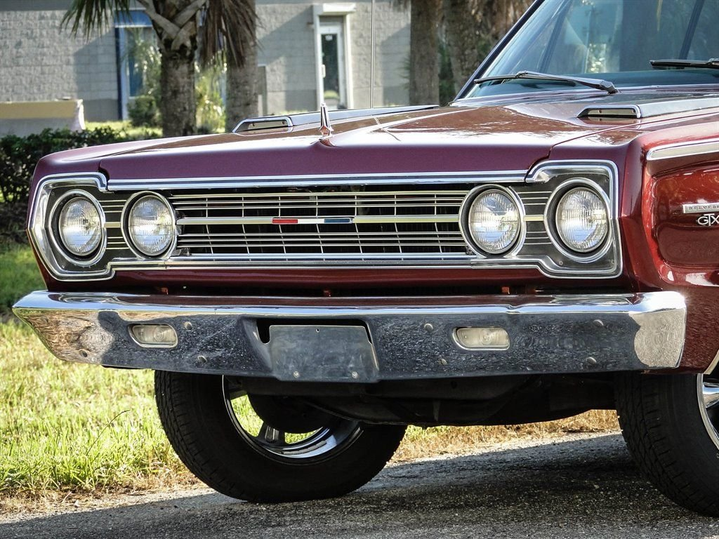 1967 Plymouth Belvedere