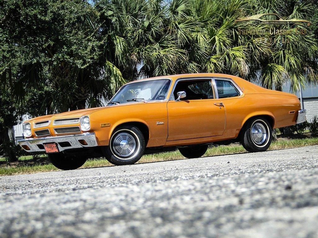 1973 pontiac ventura coupe