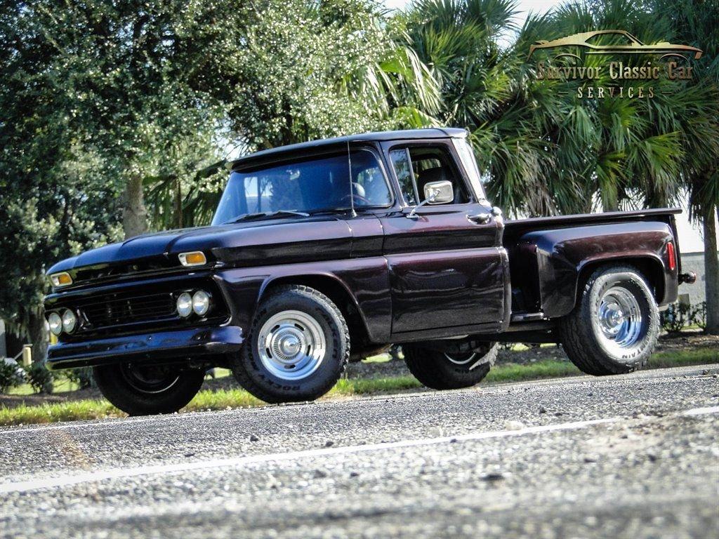 1960 chevrolet c10 custom