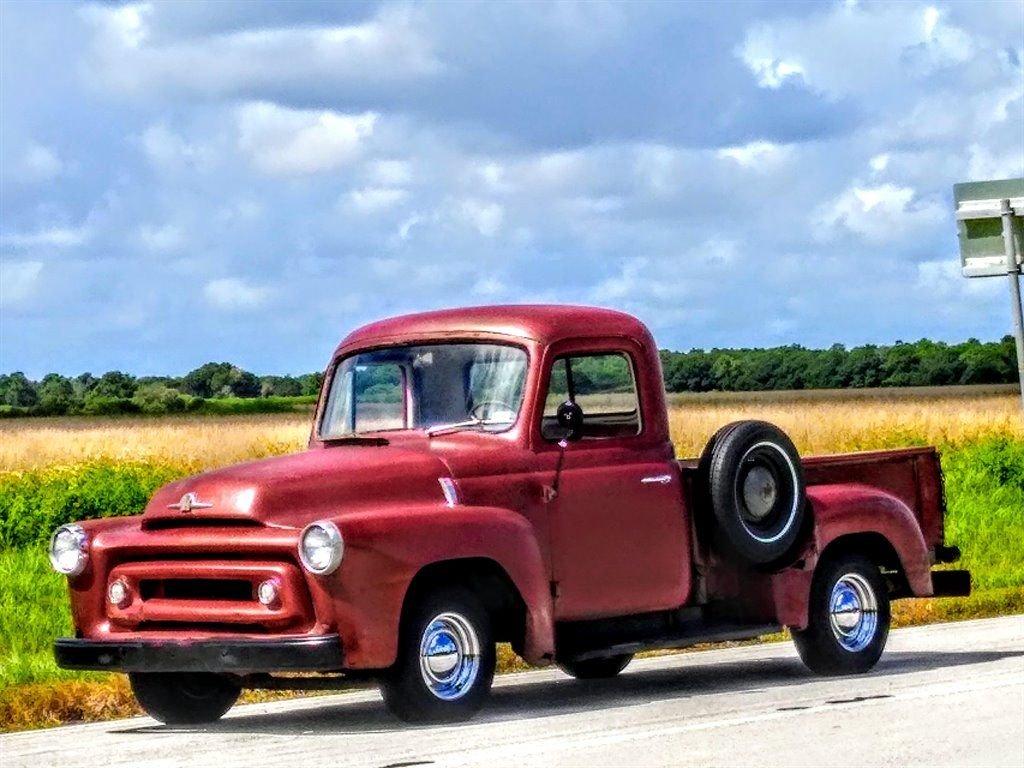 1956 international h s100 pickup