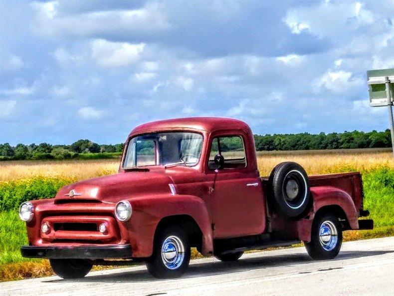 1956 International H S100