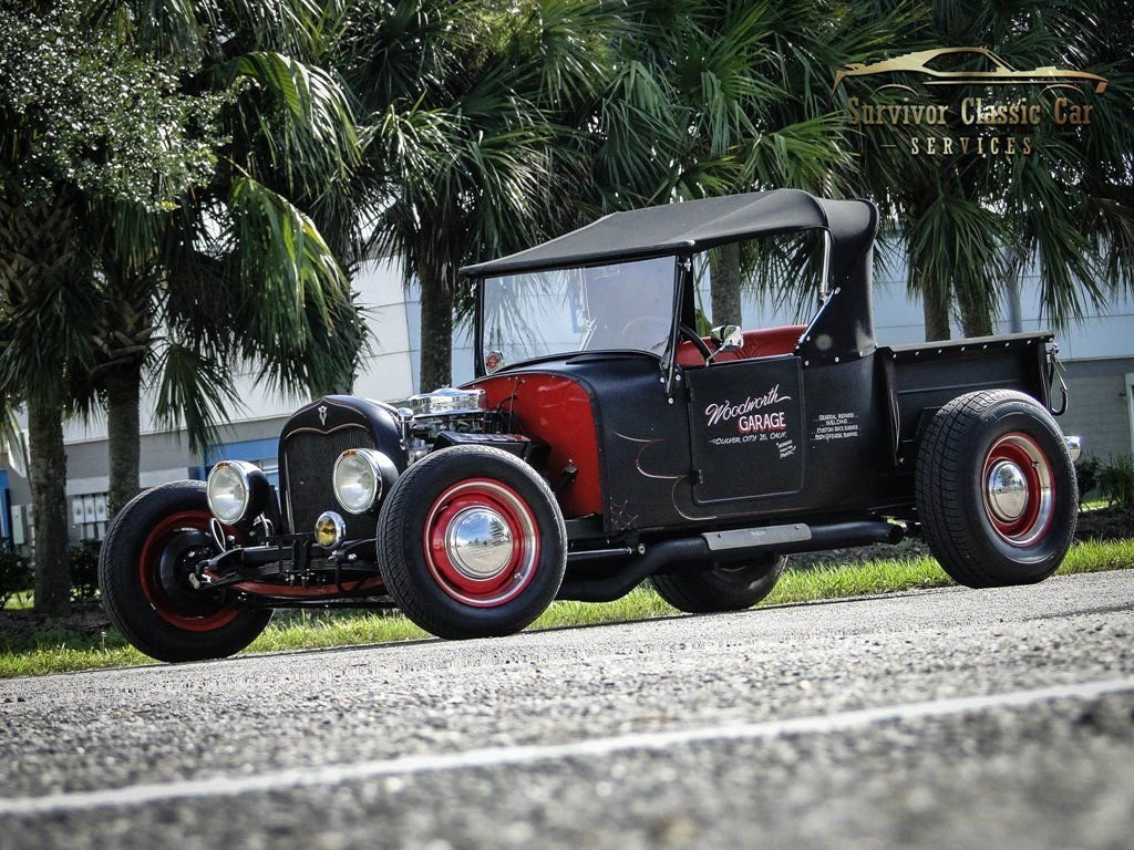 1926 ford t bucket pickup