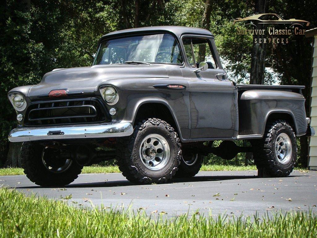 1957 chevrolet 3100 truck