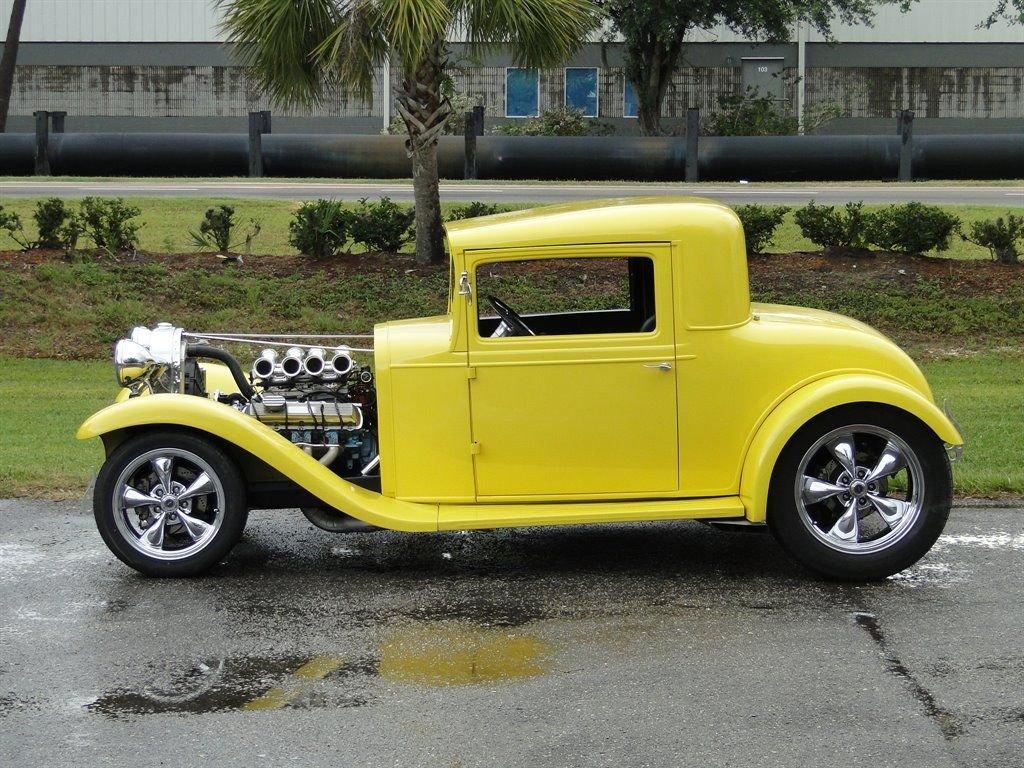 1930 Oldsmobile 3-Window