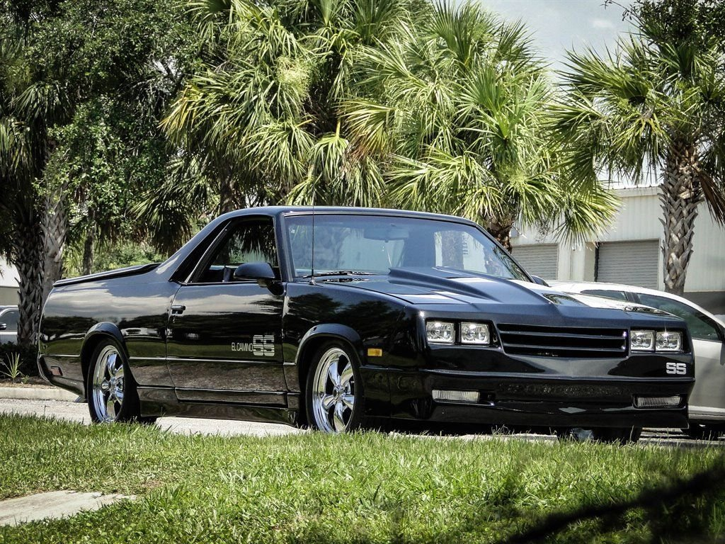 1987 Chevrolet El Camino