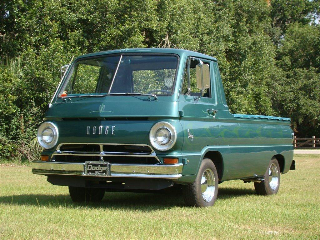 1964 dodge a100 custom