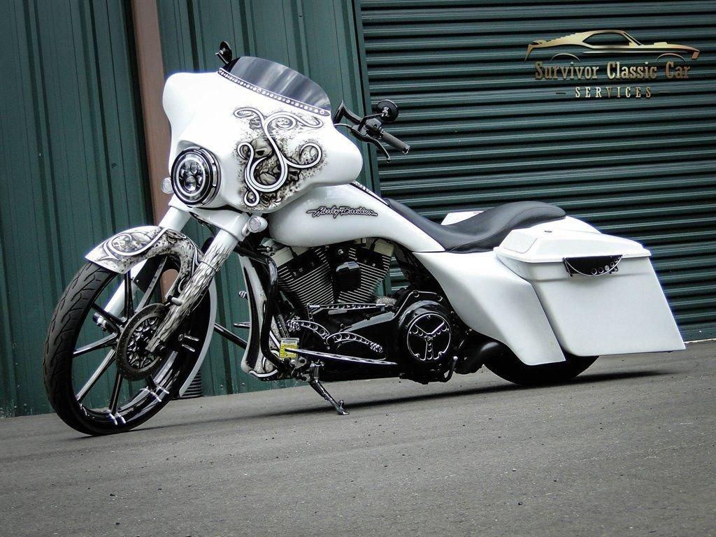 2012 harley davidson street glide bagger
