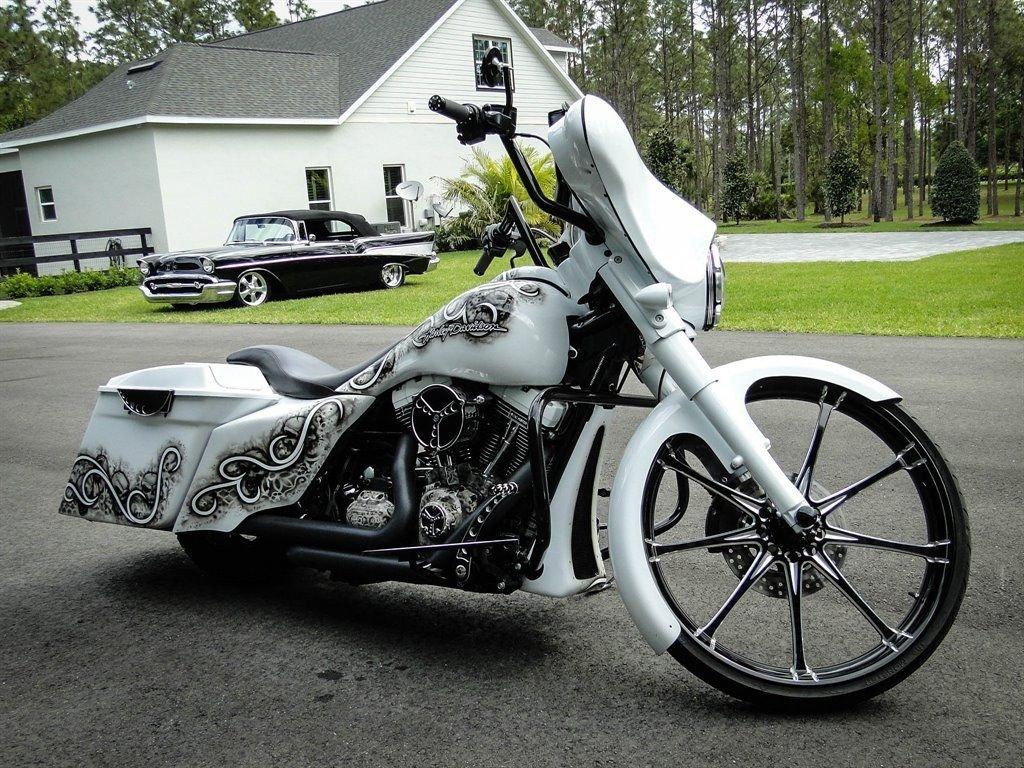 2012 Harley Davidson Street Glide
