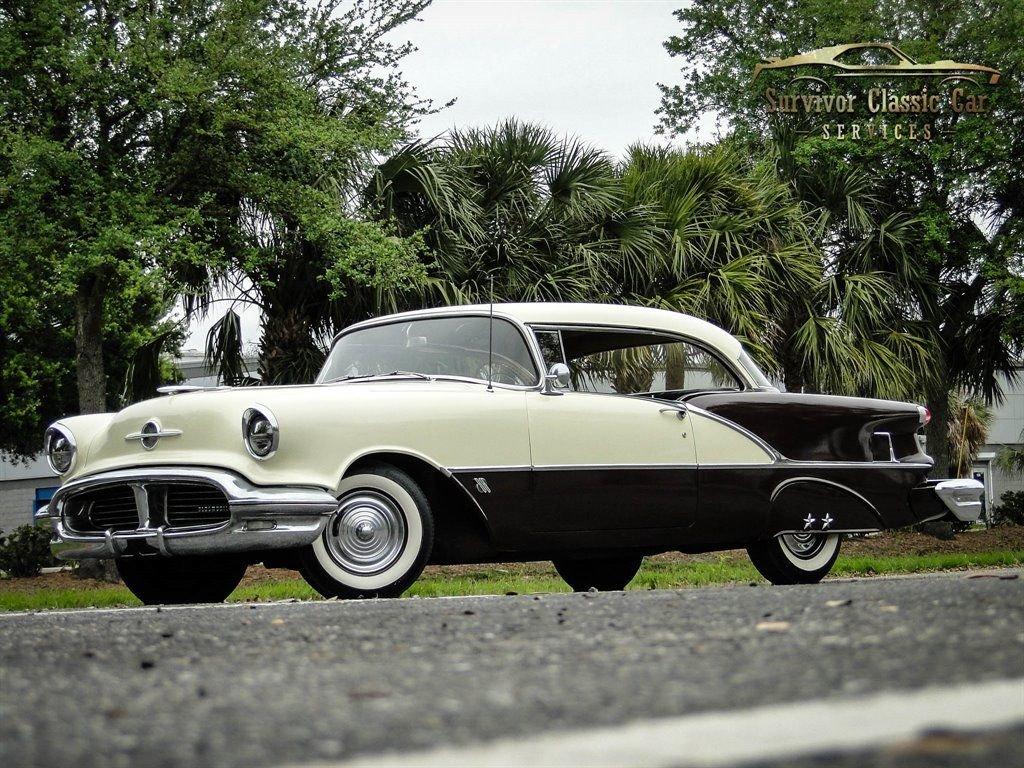 1956 oldsmobile eighty eight