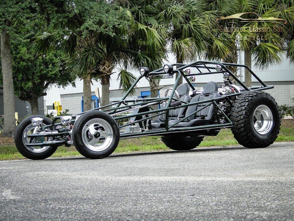 1965 volkswagen sand rail dune buggy