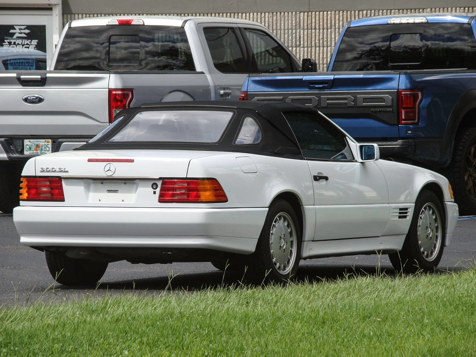 1991 Mercedes-Benz 300SL