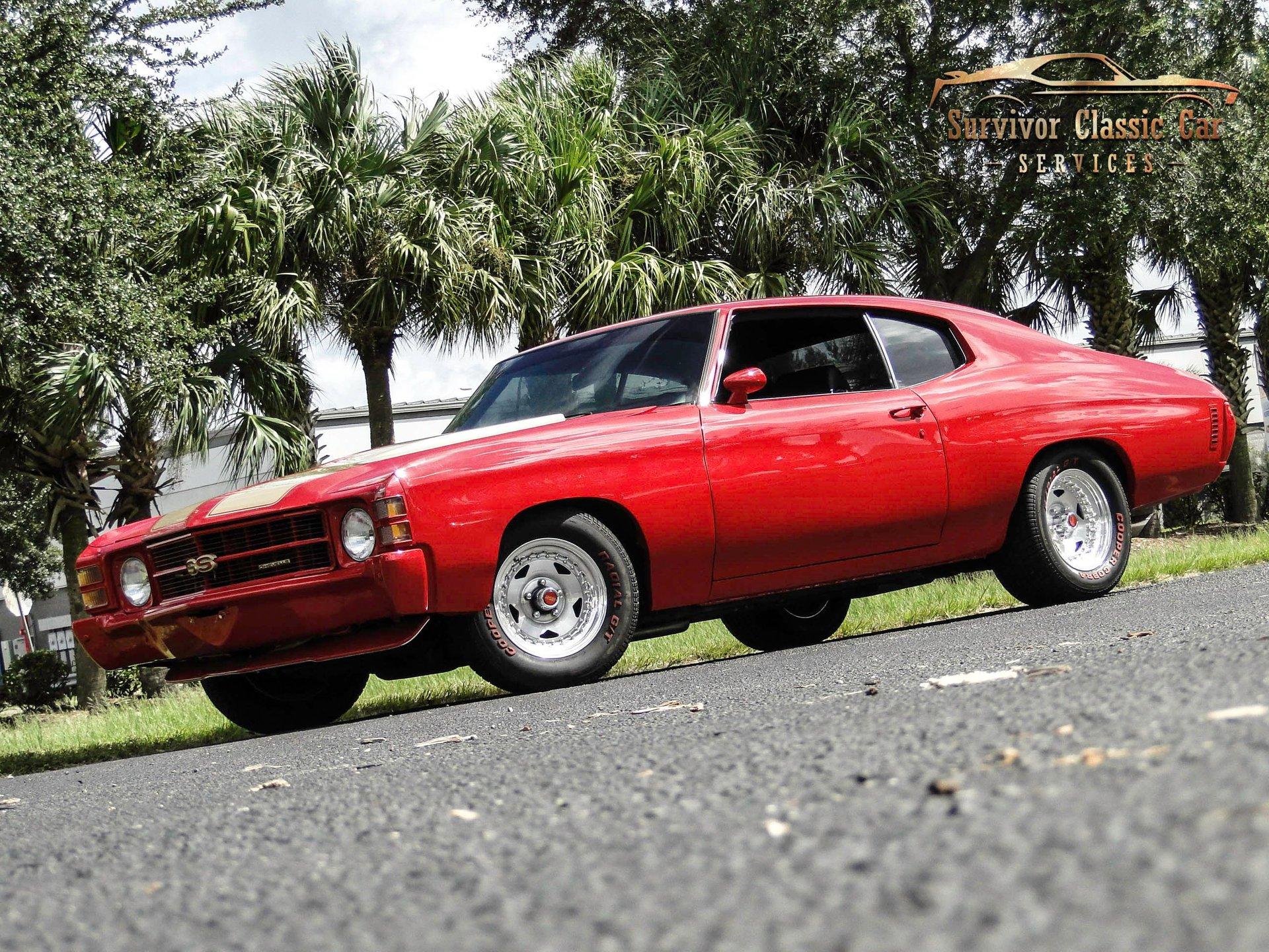 1971 Chevrolet Chevelle Survivor Classic Cars Services