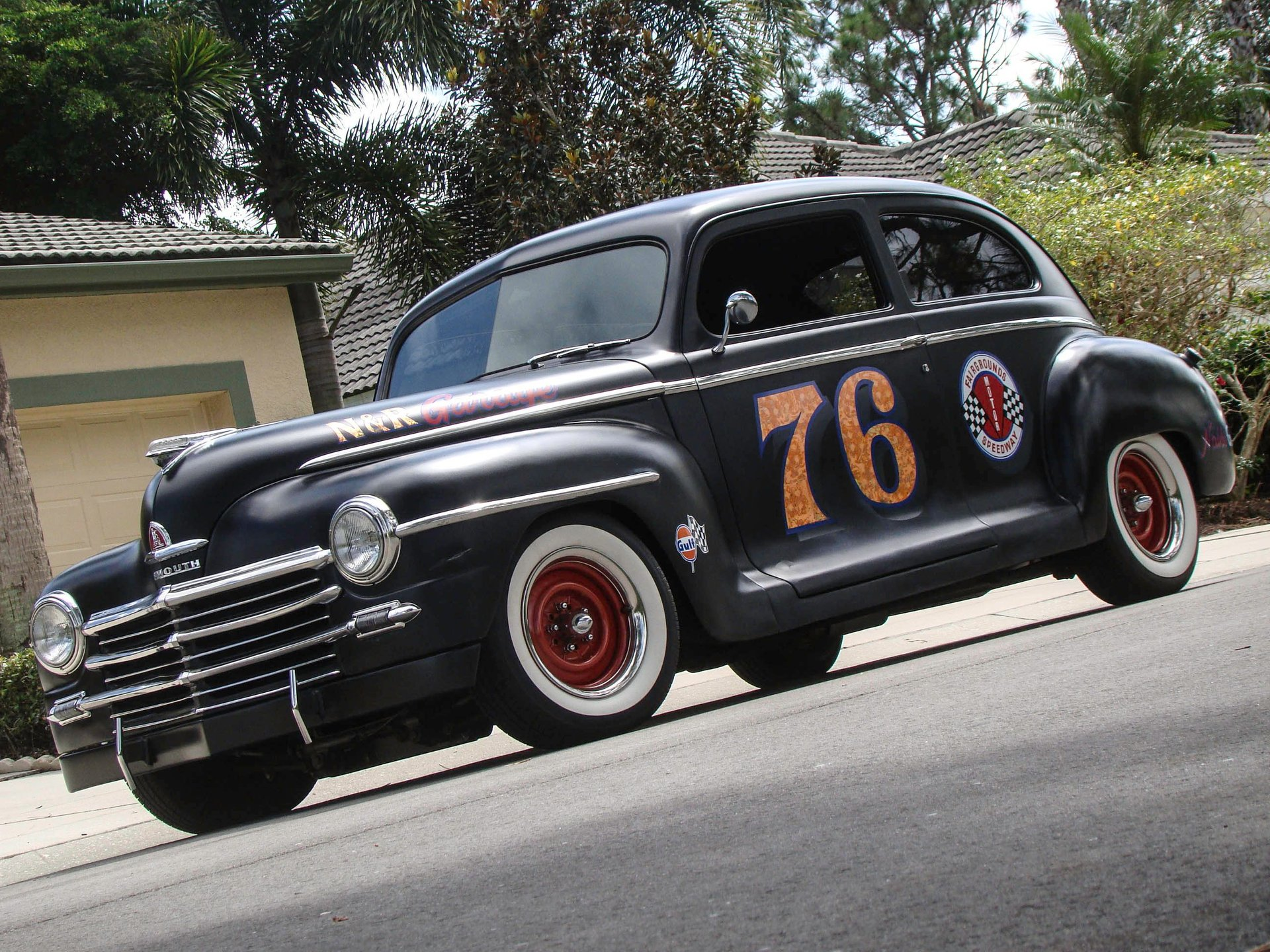 1948 plymouth deluxe custom