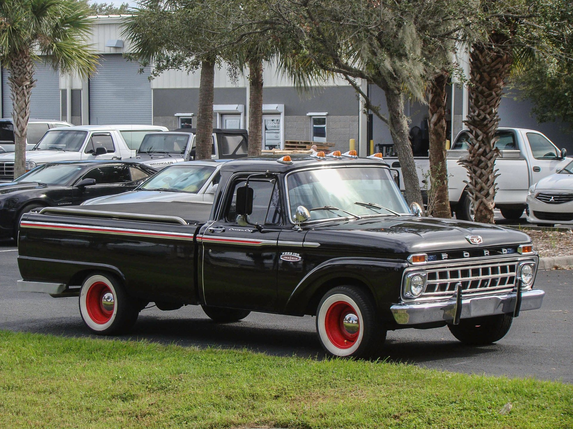 1965 Ford F100