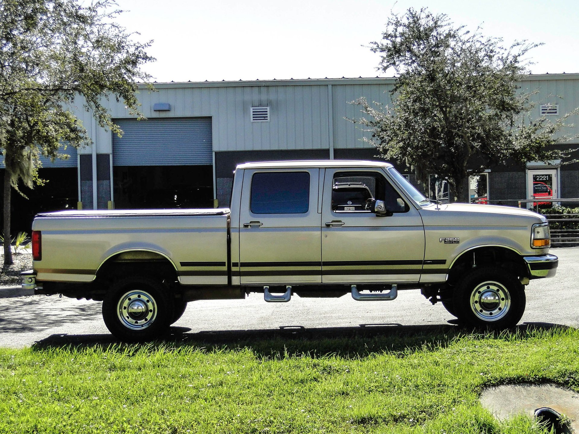 1997 Ford F250