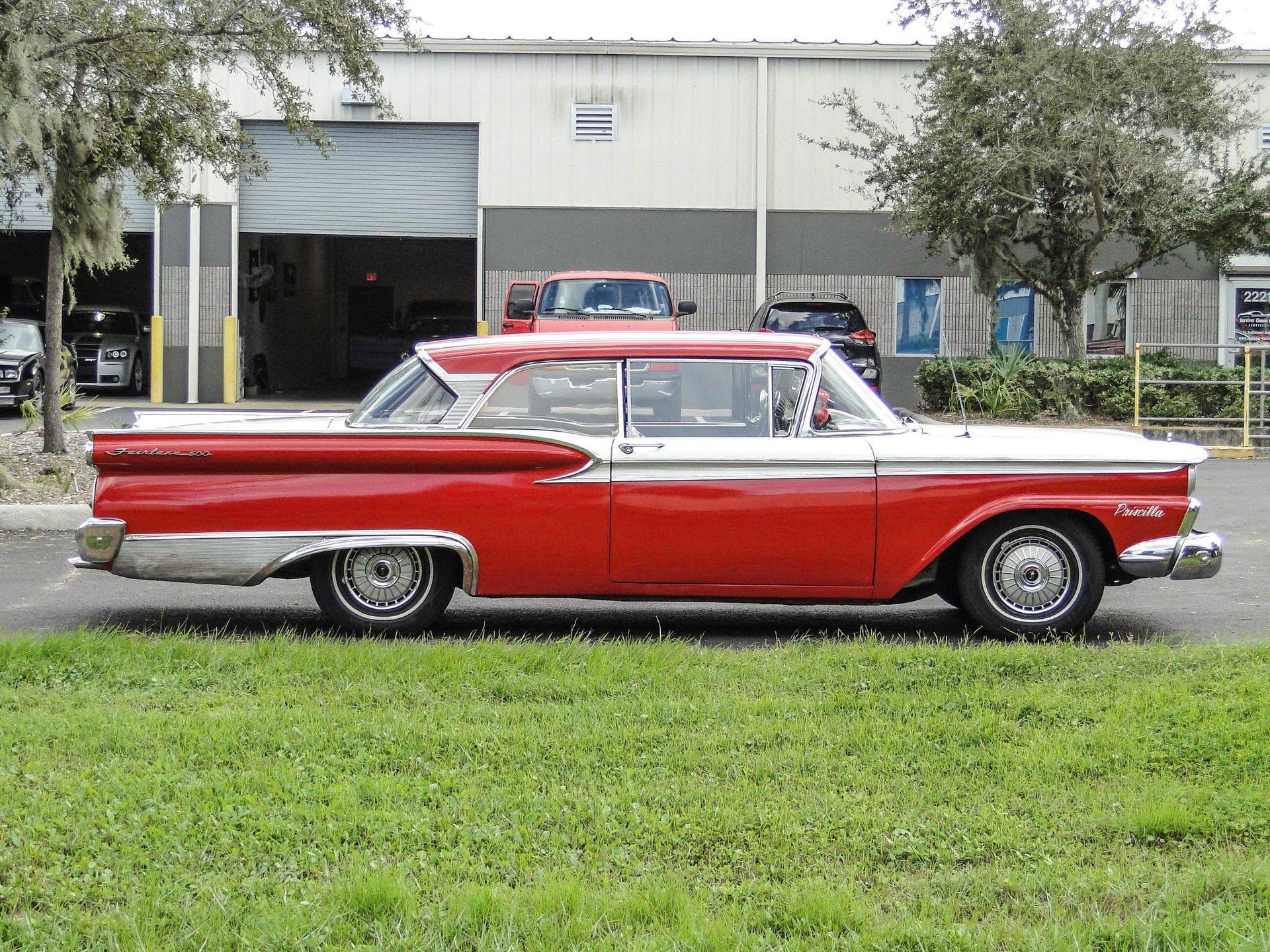1959 Ford Fairlane 500