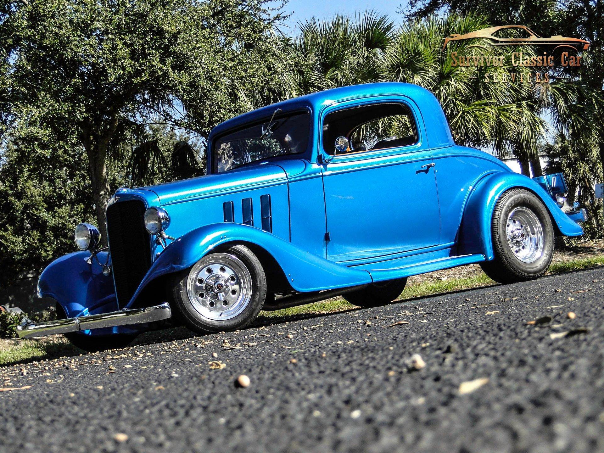 1933 chevrolet master 3 window coupe