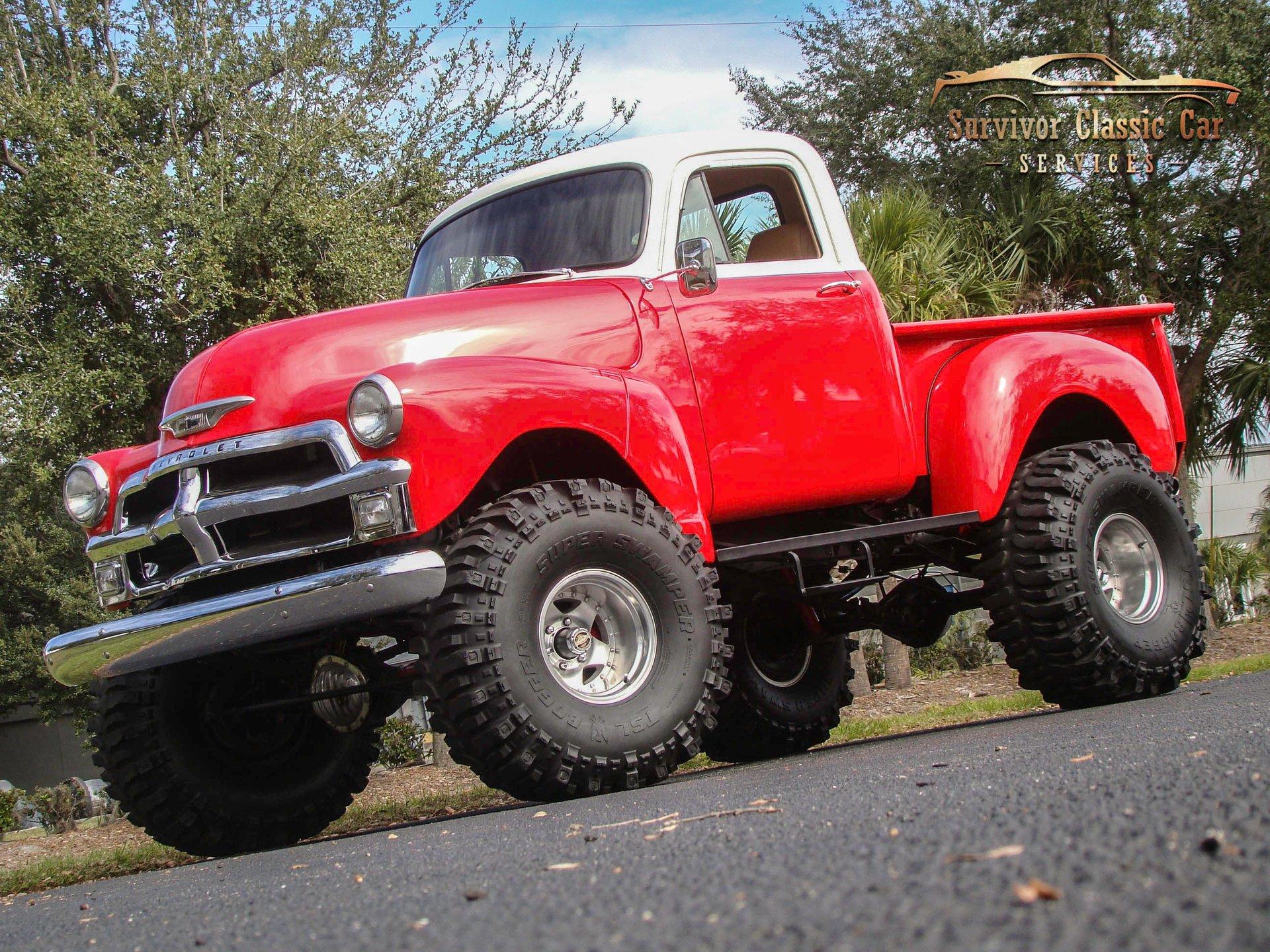1955 chevrolet 3100 3 window pickup