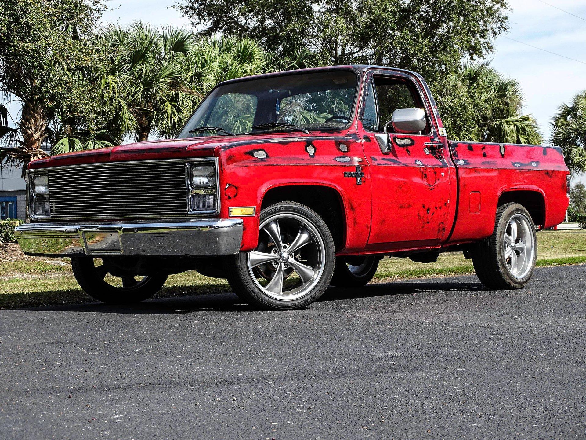1987 Chevrolet C/K 10 Series