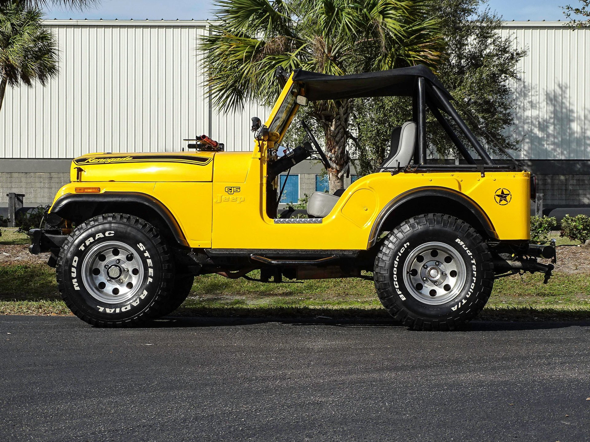 1973 Jeep CJ