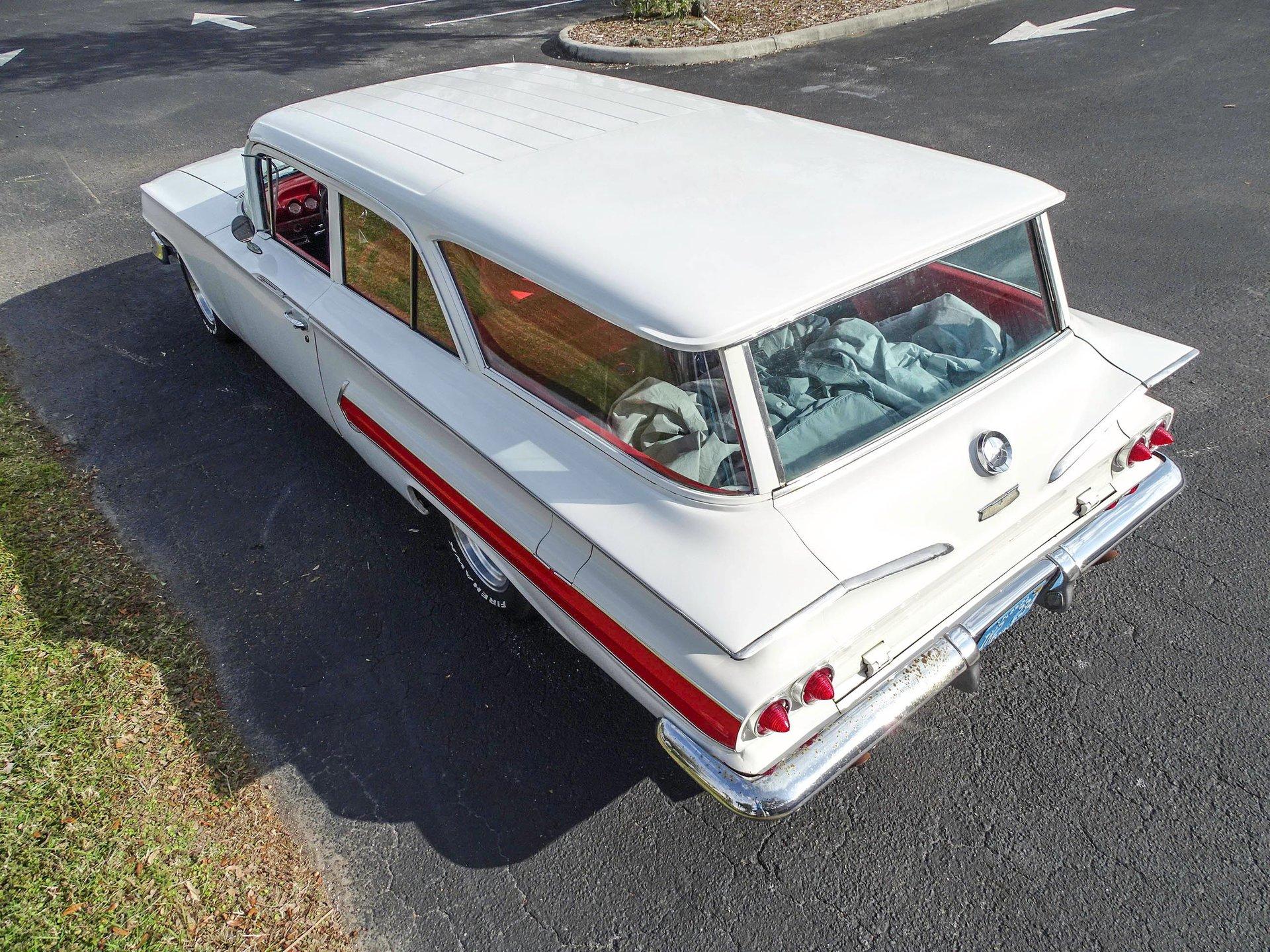 1960 Chevrolet Brookwood