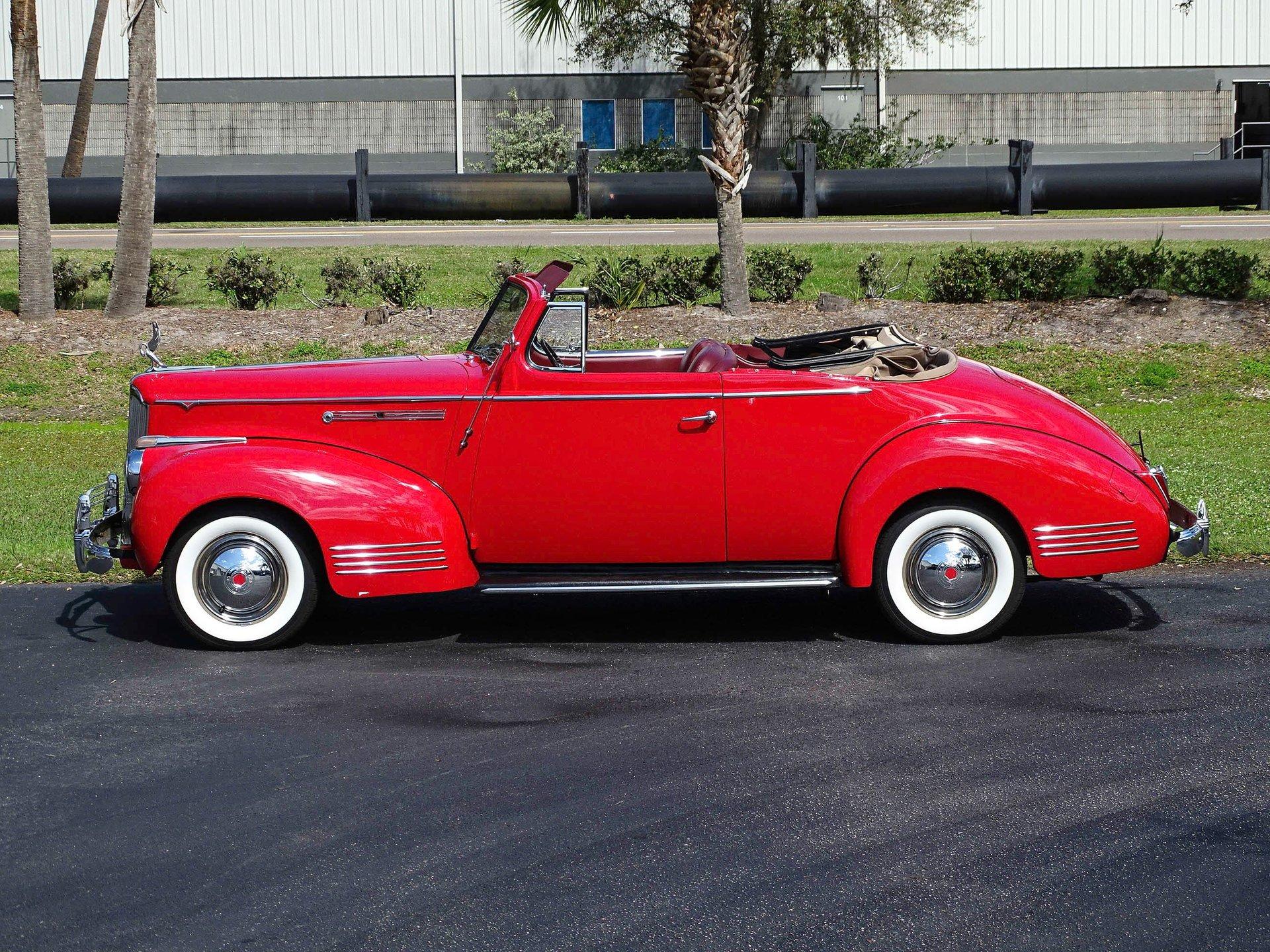 1942 Packard 110