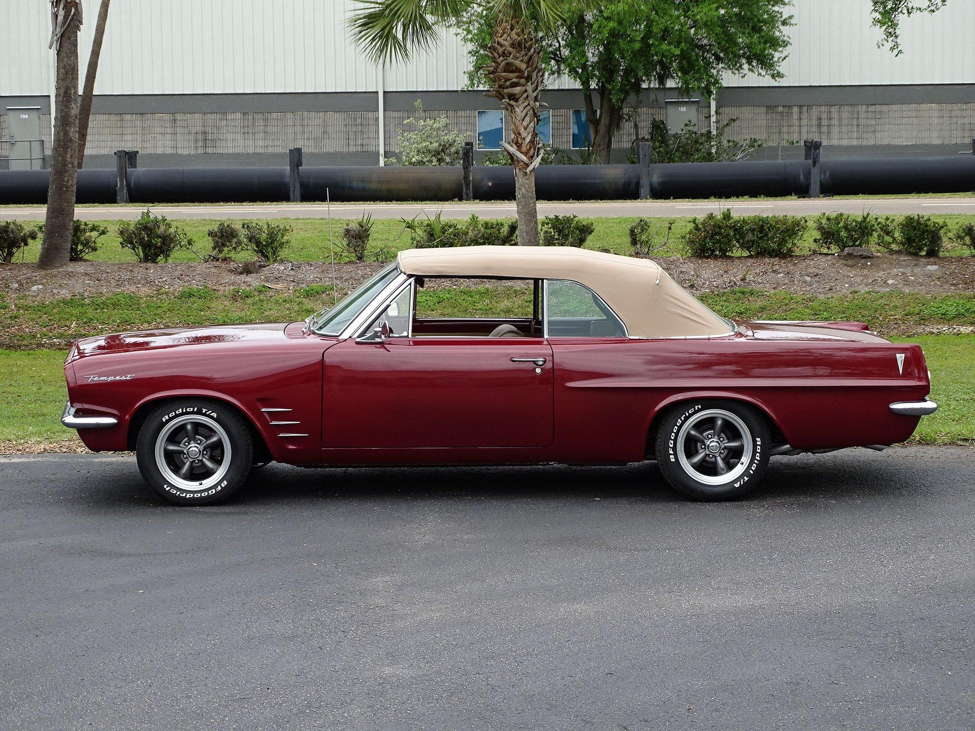 1963 Pontiac Tempest
