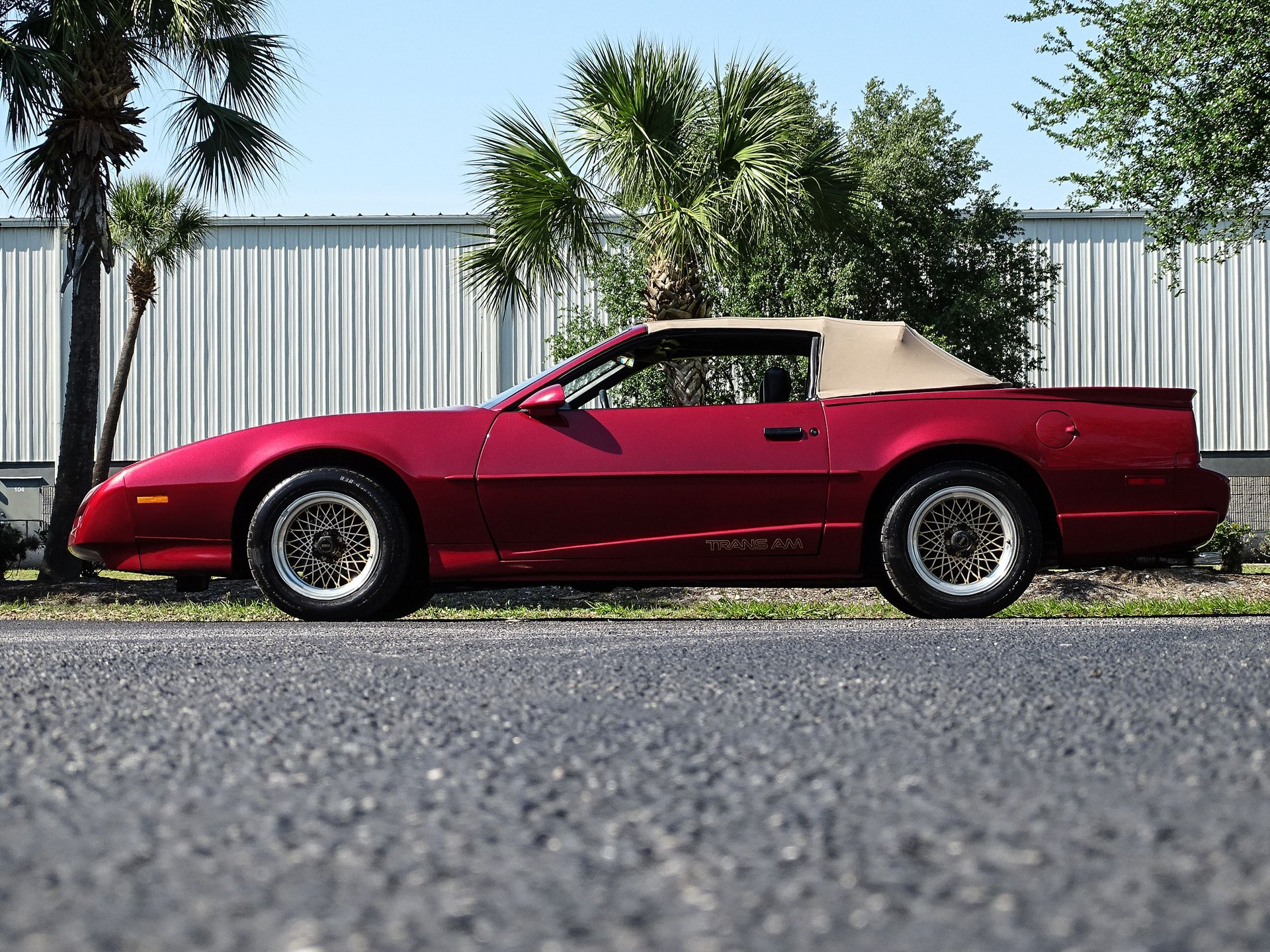 1991 Pontiac Trans Am