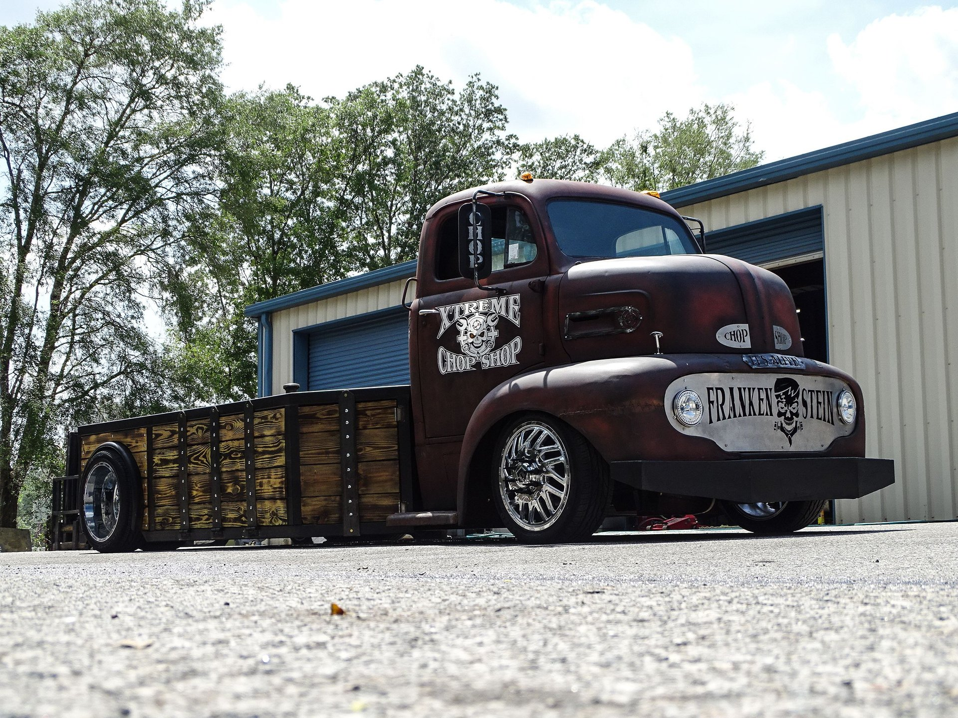 1949 Ford F6